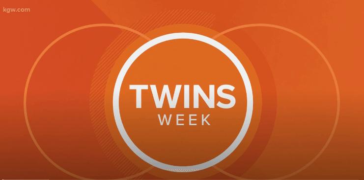 Twins Week at KGW