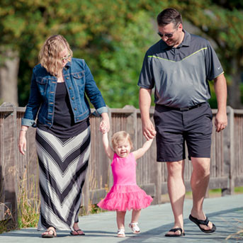 Kelly and Charles ORM IUI Patients Success Story