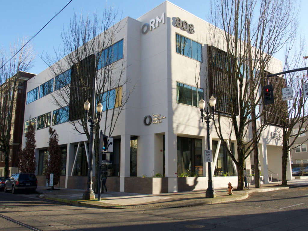 ORM Fertility donor database in Portland OR