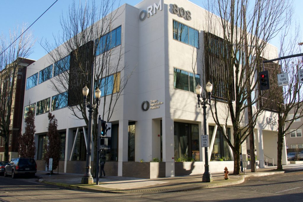 ORM Office Exterior