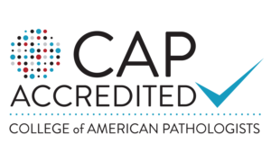 ORM is CAP Accredited