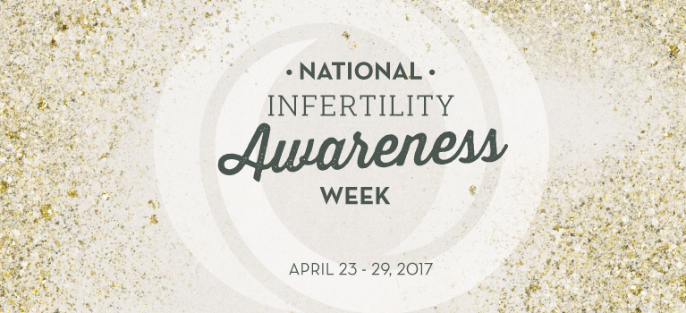 You Are Not Alone National Infertility Awareness Week