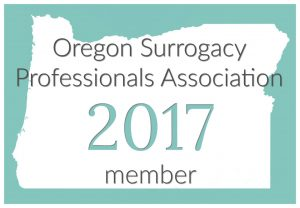 Oregon Surrogacy Professionals Association