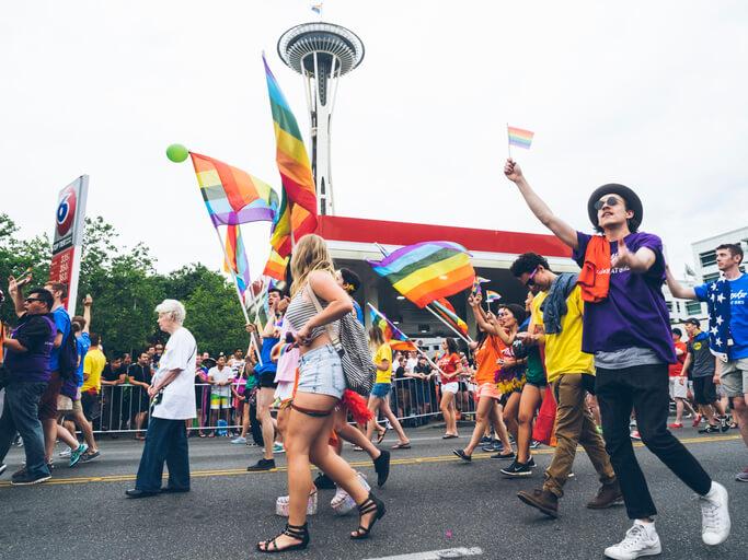 PNW gay pride
