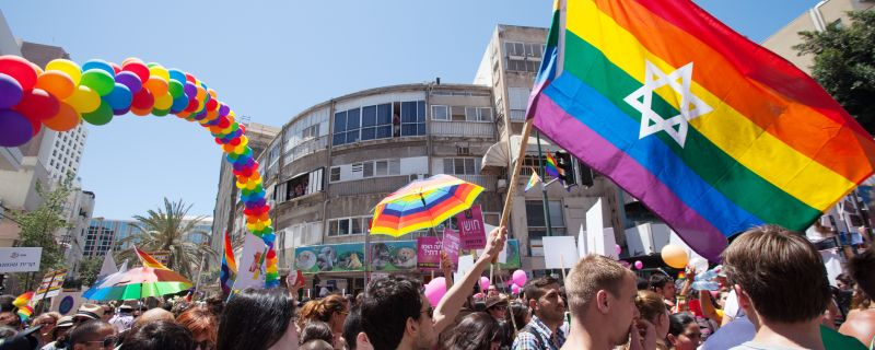 Embracing the LGBTQ+ Community in Israel