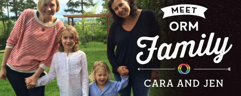 Meet ORM Family Cara & Jen