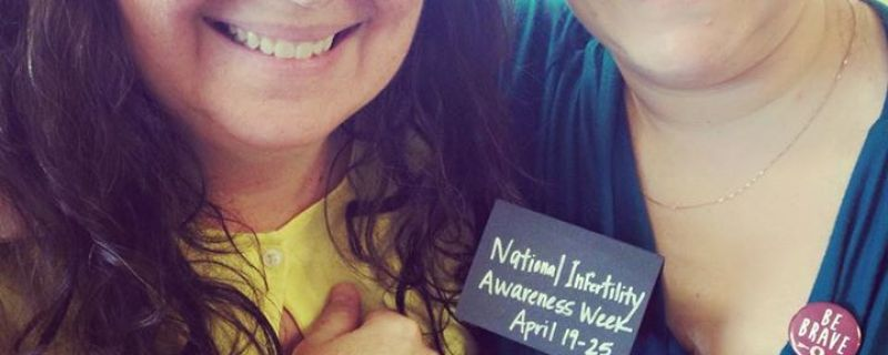 National Infertility Awareness Week – April 2015