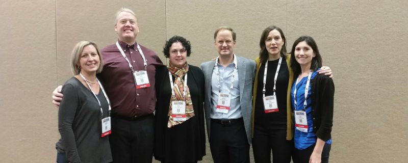 ORM Presents Prize Paper at ASRM 2016